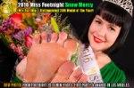 Miss FootNight 2016 Snow Mercy